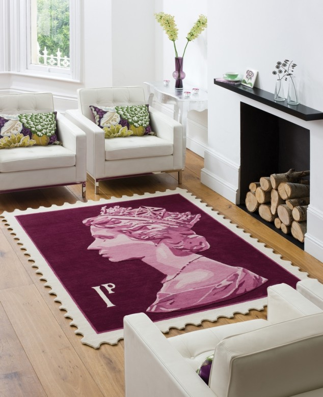 10 of the Most Creative Carpet Designs for Playful Interiors-9