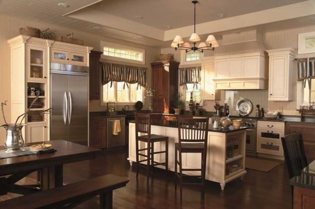 12 Kitchen Curtains Ideas-11