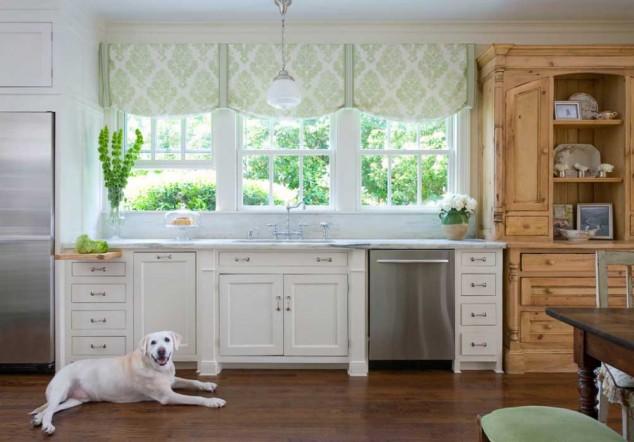 12 Kitchen Curtains Ideas-12