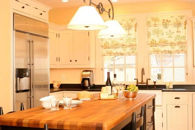 12 Kitchen Curtains Ideas-2