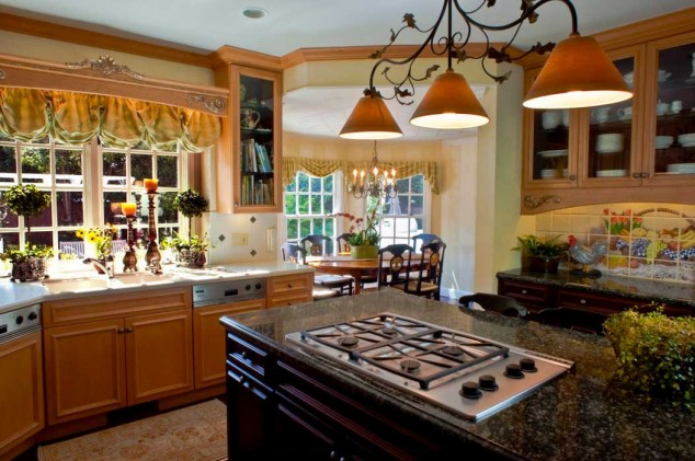 12 Kitchen Curtains Ideas-4