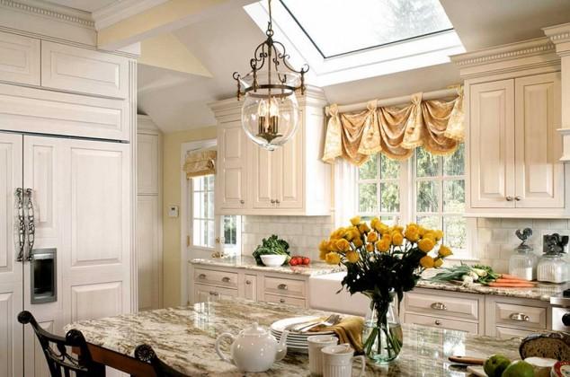 12 Kitchen Curtains Ideas-5