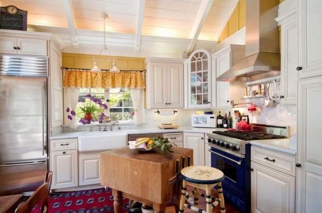 12 Kitchen Curtains Ideas-6