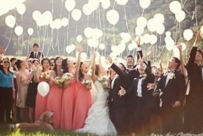 5 Wedding Balloon Ideas