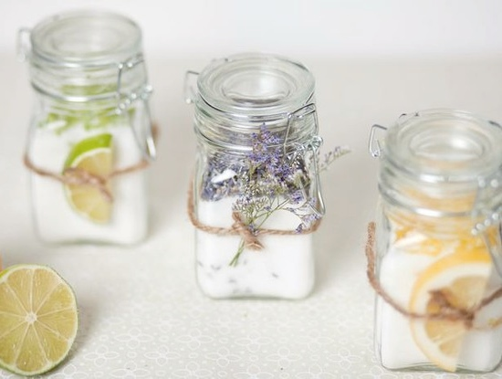 Infused Sugar Canisters