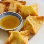 Crab Rangoon (Cheese Wonton)-