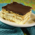 No-Bake Chocolate Eclair Dessert